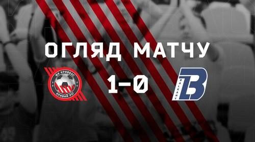 Кривбасс – Балканы – 1:0. Видео гола и обзор матча