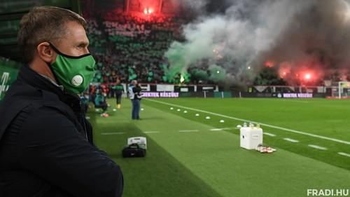 Сергей РЕБРОВ: «Мы ошибаемся, потому что мы не Барселона»