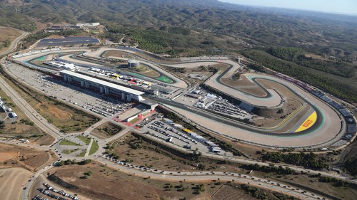 Формула-1. Гран-при Португалии. Текстовая трансляция