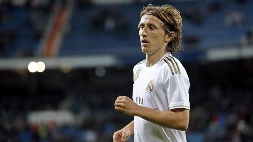 Лука Модрич сыграл 350 матчей за Реал