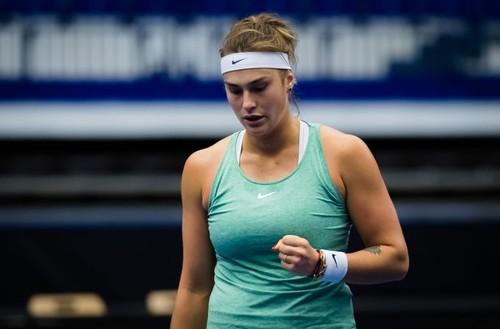 Соболенко обыграла Азаренко в финале турнира в Остраве