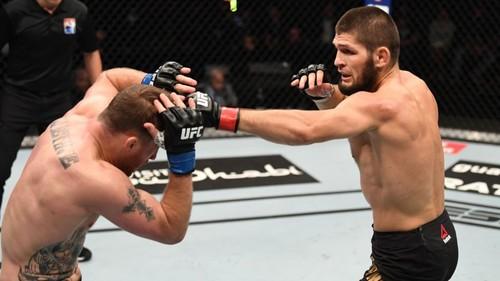 Александр ЕМЕЛЬЯНЕНКО: «Хабиба нельзя назвать величайшим бойцом UFC»