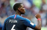 Погба завершил карьеру в сборной Франции из-за заявлений Макрона