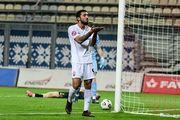 Иранский юниор отметил голом дебют в чемпионатах Украины