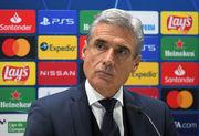 ВИДЕО. Пресс-конференция Луиша Каштру накануне матча с Интером