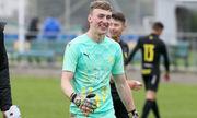 16-летний голкипер Руха Герета провел первый матч в чемпионате Украины