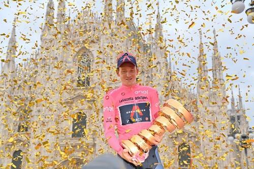 Тао Геогеган Харт – победитель Джиро д'Италия-2020