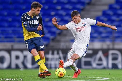Лион – Монако – 4:1. Видео голов и обзор матча