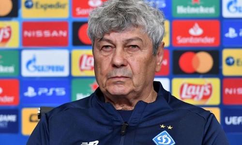 Луческу поделился мнением о Шахтере накануне матча горняков против Интера