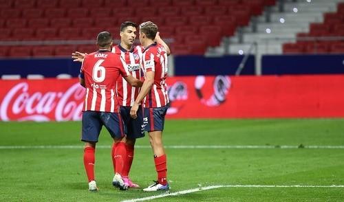 Где смотреть онлайн матч Лиги чемпионов Атлетико Мадрид – Зальцбург
