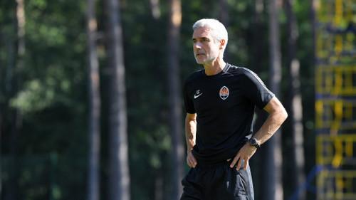 Луиш КАШТРУ: «У молодых игроков Шахтера есть амбиции обыграть Интер»