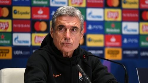 Луїш КАШТРУ: «У футболі все відбувається дуже раптово»
