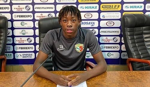 Ворскла подписала молодого английского полузащитника