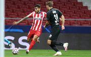 РБ Зальцбург не устоял в матче с Атлетико