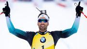 Мартен Фуркад став шеcтиразовим олімпійським чемпіоном