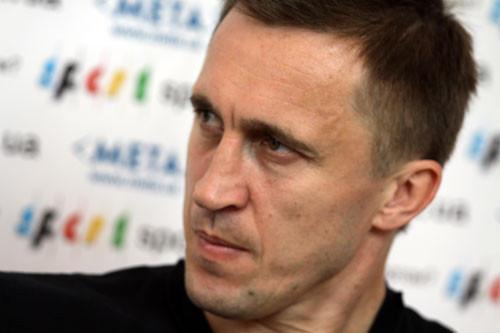 Сергей НАГОРНЯК: «В атаку Шахтер бежать умеет»