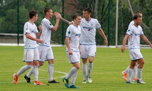 Прикарпатье – Николаев – 0:1. Видео гола и обзор матча