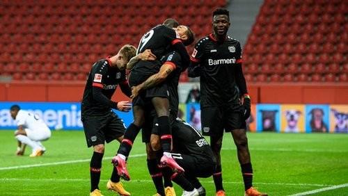 Байер — Аугсбург — 3:1. Видео голов и обзор матча