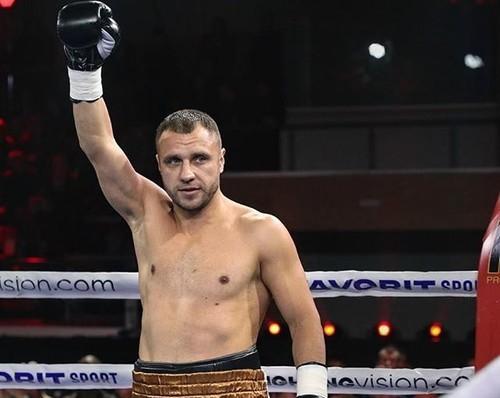 Макс Бурсак проведет бой за титул чемпиона Европы
