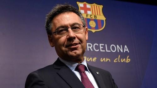 ОФІЦІЙНО. Президент Барселони подав у відставку