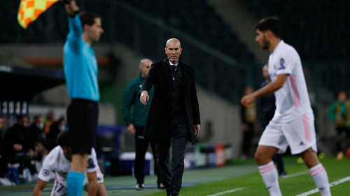 Боруссия М – Реал – 2:2. Камбек команды Зидана. Видео голов и обзор матча