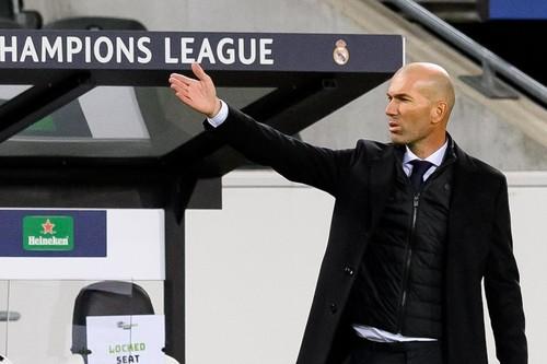 ЗИДАН: «Не думали, что матч будет таким драматичным. Реал выйдет из группы»