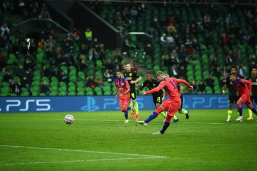 Краснодар – Челси – 0:4. Видео голов и обзор матча