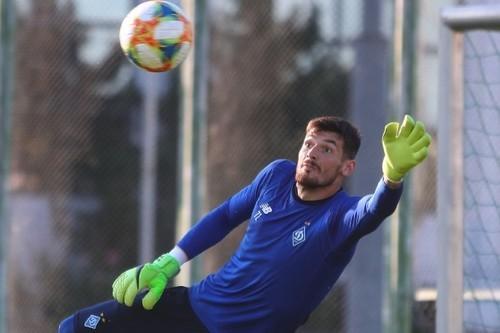 Денис Бойко дебютировал в Лиге чемпионов