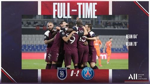 Истанбул – ПСЖ – 0:2. Видео голов и обзор матча