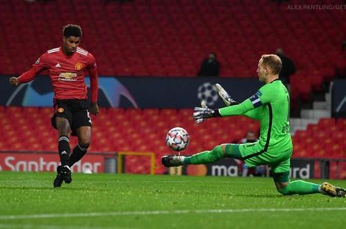 Хет-трик Рэшфорда. Манчестер Юнайтед отправил 5 мячей в ворота РБ Лейпциг