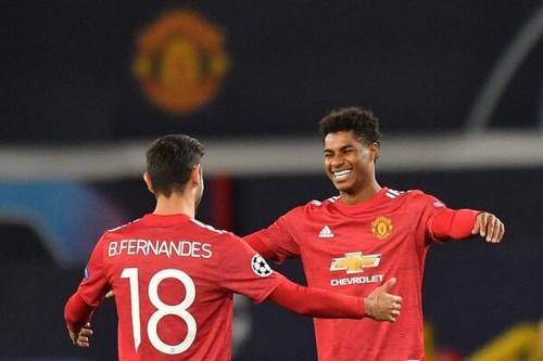 Ман Юнайтед – РБ Лейпциг – 5:0. Хет-трик Решфорда. Відео голів та огляд гри