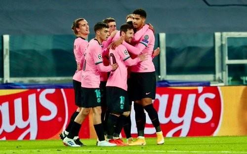 Барселона впервые в истории обыграла Ювентус в Турине
