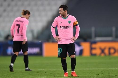 Лео Месси установил рекорд по голам в Лиге чемпионов