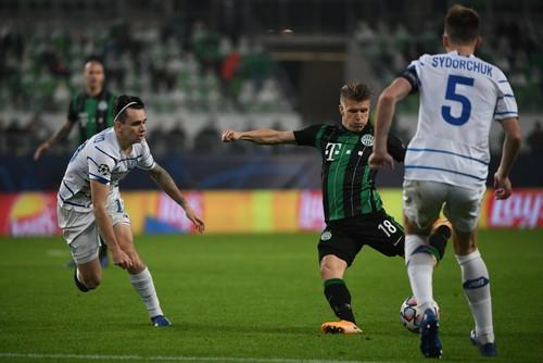 Динамо в шестой раз в истории упустило преимущество в два мяча в матче ЛЧ