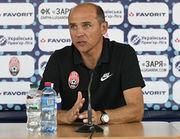 Виктор СКРИПНИК: «Заря хочет доиграть этот чемпионат Украины»
