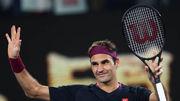 Федерер повернувся до тренувань