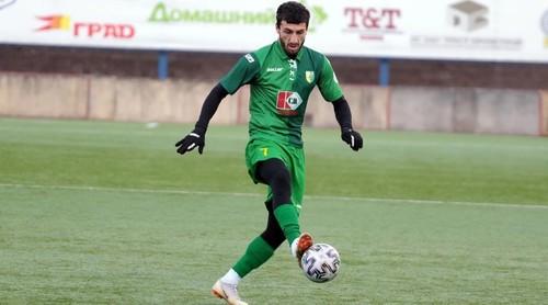 Неман переиграл Витебск за счет голов Кадимяна и Кантарии