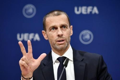 Президент УЄФА: «Цей сезон можна дограти на початку наступного»