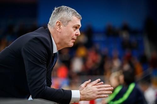 БАГАТСКИС: «Будь на пару поражений меньше, Киев-Баскет стал бы чемпионом»