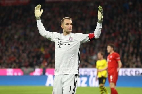 Нойер хочет контракт с Баварией до 2025-го года