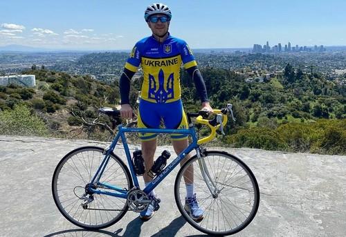 Тарас ШЕЛЕСТЮК: «Сейчас кататься на велосипеде – одно удовольствие»