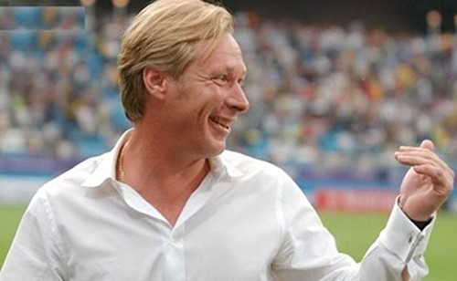 ВИДЕО. Динамо поздравило легенду. Алексею Михайличенко исполнилось 57