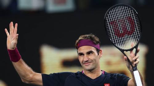 Федерер вернулся к тренировкам