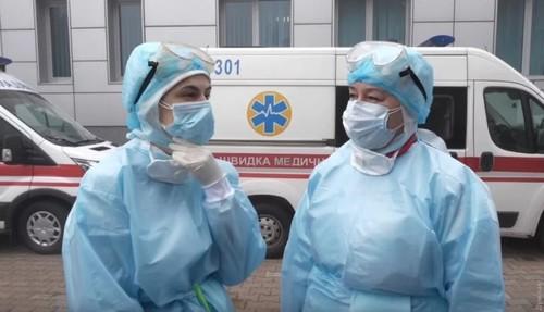 МОЗ: в Україні вже 548 людей заразилися коронавірусом