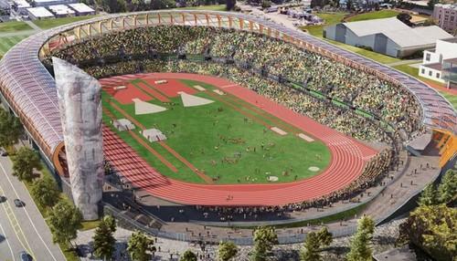 Чемпионат мира по легкой атлетике перенесен на один год
