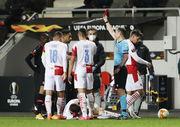 Славия – Байер – 1:0. Сенсация в Праге. Видео гола и обзор матча