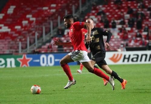 Бенфика — Стандард — 3:0. Видео голов и обзор матча
