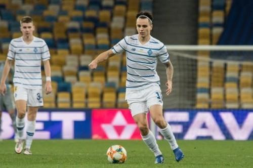 Стало відомо, хто з гравців Динамо не зіграє з Дніпром-1