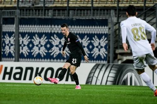 Іванісеня став автором найпізнішого гола українських гравців в єврокубках