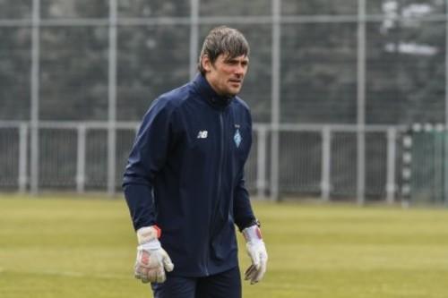 Тарас ЛУЦЕНКО: «Боль тренируется с Динамо не первый день»